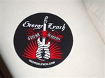 George Lynch Dojo Academy Sticker